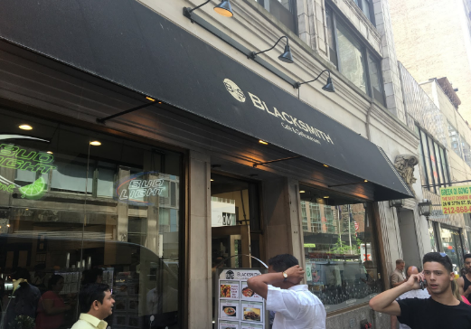 Nyc Free Wifi Best Local Hot Spots In Midtown West New