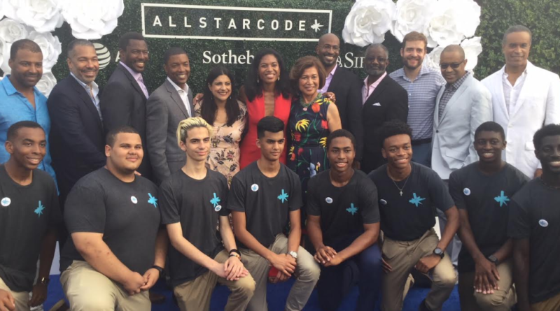 All Star Code Raises $900,000 at East Hampton Summer Benefit [VIDEO]