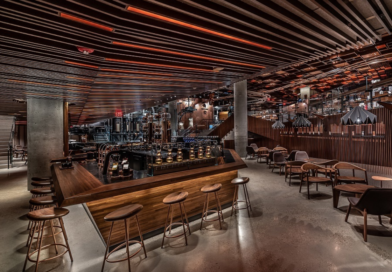 Starbucks Opens 23,000-Square-Foot Immersive Coffee Shop in NYC Meatpacking District