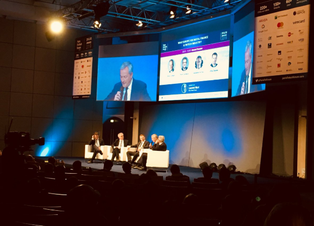 Paris Fintech Forum Focuses On Innovation, Bitcoin, Real Estate Tech [VIDEO]
