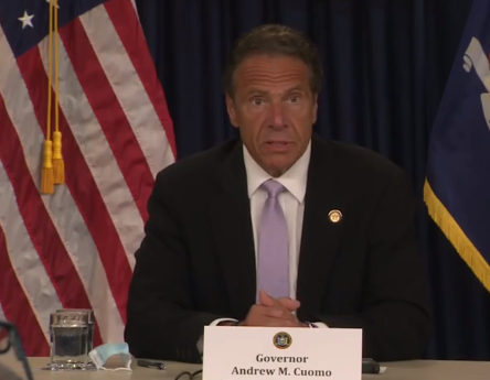 Gov Cuomo Leads Tri-State Alliance with NJ, Connecticut Requiring 14-day Quarantine For Tourists [VIDEO]