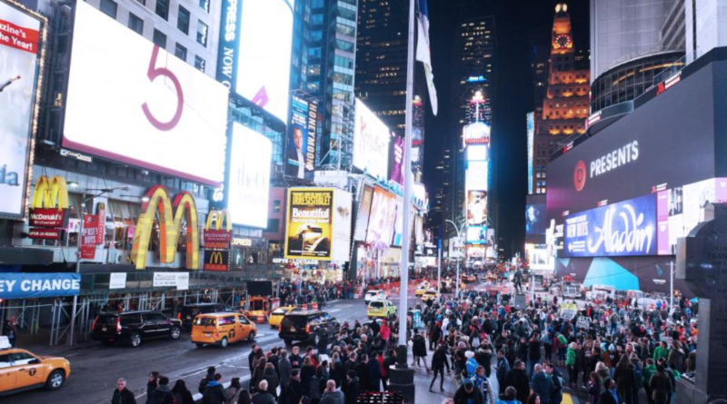 New York City Reopens for Business [VIDEO]