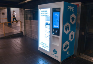 MTA Debuts Hand Sanitizer Vending Machines [VIDEO]