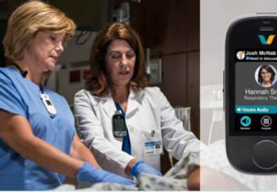 Vocera Hands Free Devices Help NYC Doctors, Nurses Prevent Catching Covid-19